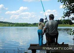 Аблязово. Рыбалка в Пензенской области