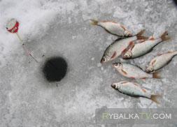 Фильм 4. Зимняя рыбалка