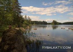 Поездка на Большое Градуёвское озеро