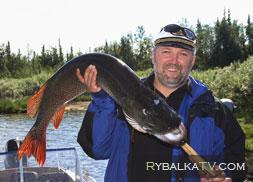Рыбалка на Ямале. Озеро Варчато