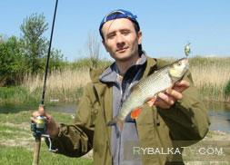 Рыбалка на реке Чир