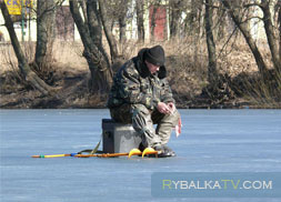 Ловля по последнему льду