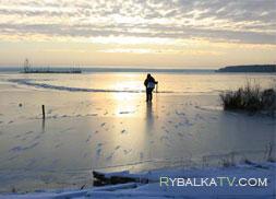 Зимнее оснащение рыболова