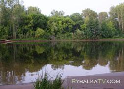 На слиянии рек Волга и Кривуша