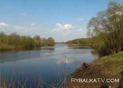 Волгоградская область, река Лиска