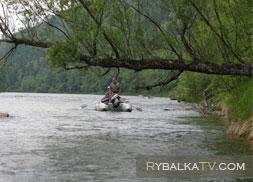 Дальний Восток, река Сукпай