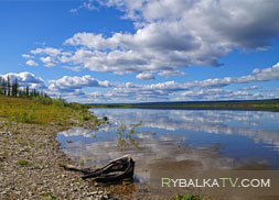На Оленёк реке