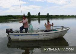Рыбалка на Митинке