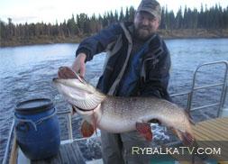Ноябрь 2009. Река Северная Сосьва. Рыболовная база Бедкаш