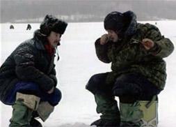 Зима в Подмосковье