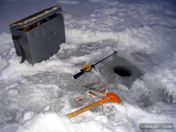 Ледовое побоище-2011, «Айда на рыбалку». вып. 4