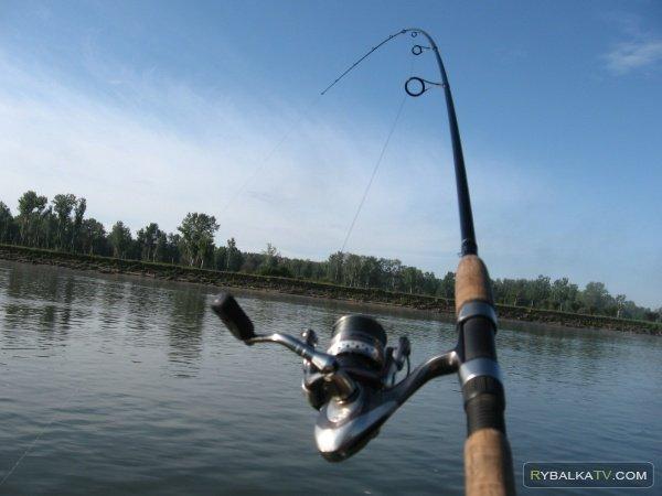 «Рыбачьте с нами». Октябрь