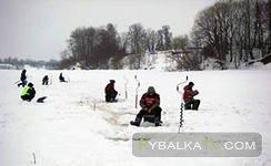 «Айда на рыбалку!» Чемпионат РБ по ловле на мормышку
