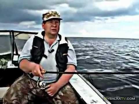 Видеоприложение к журналу Рыбалка на Руси. Июль 2012