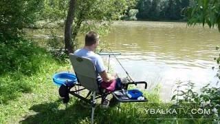Москва река. Спортивная ловля