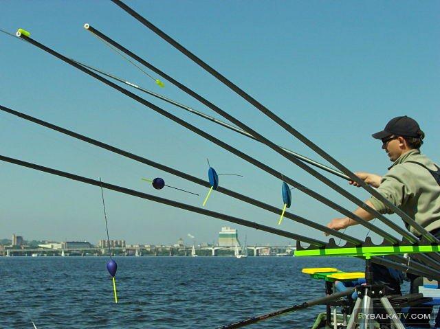 Штекер и Чемпионат Украины по поплавочной ловле 2013