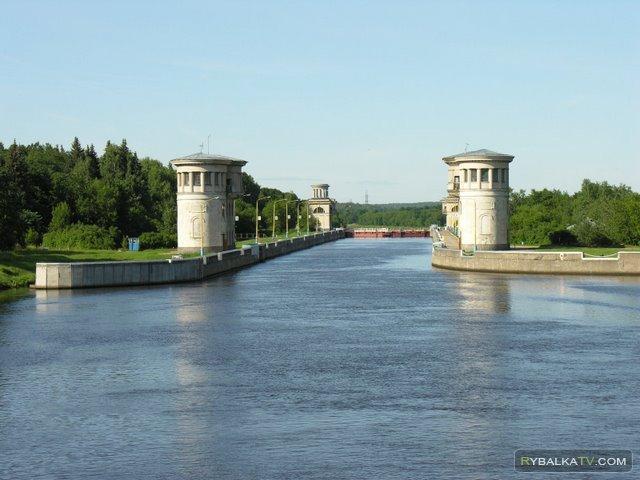 Канал имени Москвы. Часть