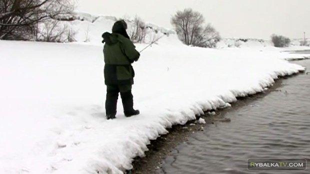 Зима. Питерцов