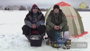 Ловля плотвы зимой на глубинах 4-7 метров