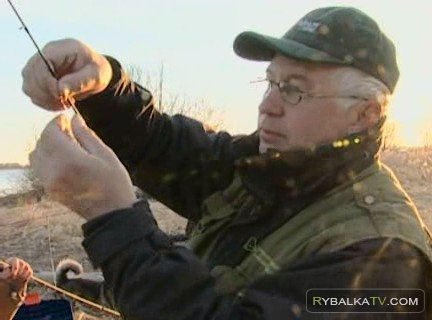 Ловля рыбы без насадки