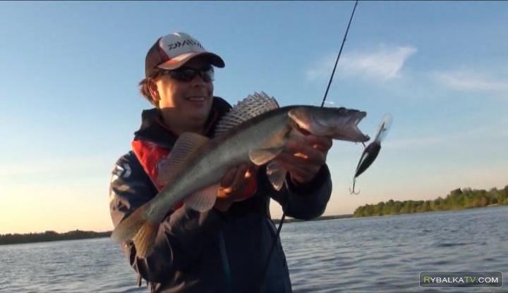 Видеоприложение к журналу «Рыбалка на Руси» октябрь 2013