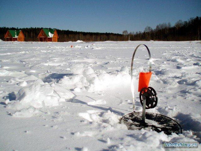 Рыбалка на озере Алё. Часть третья