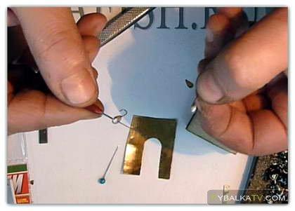 Как правильно привязать мормышку