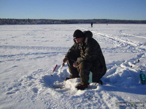 Рыбалка на озере Ильсто. Часть первая