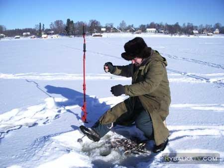 Рыбалка на озере Ильсто. Часть вторая