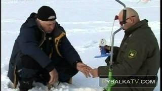 Рыбинское водохранилище. Ловля налима