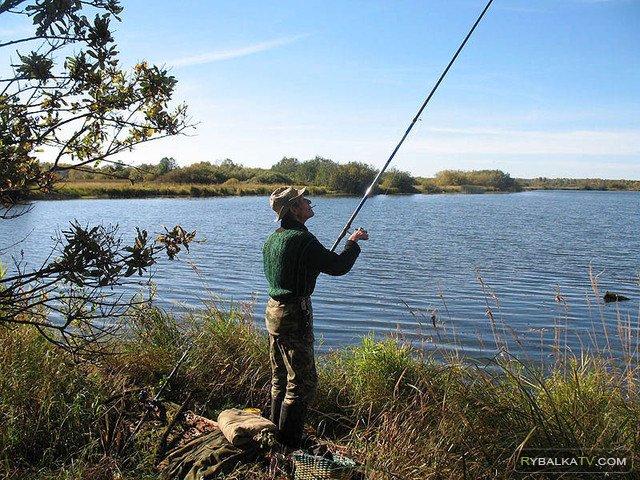 Рыбалка на Угличском водохранилище