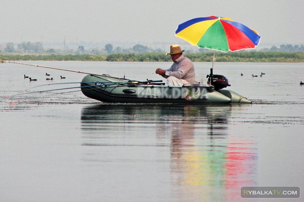 рыбалка на султаново