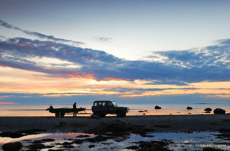 Рыбалка в северной Карелии часть 1