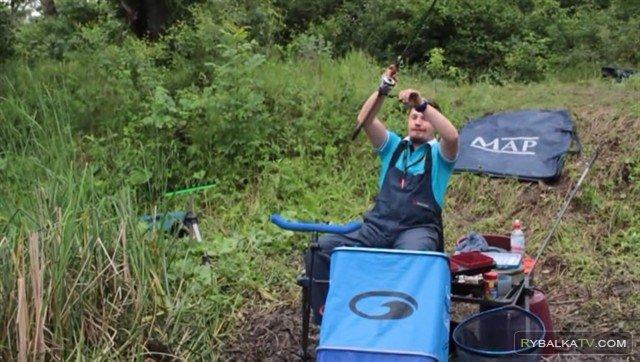 Рыбалка нового поколения. Интернациональный фидер