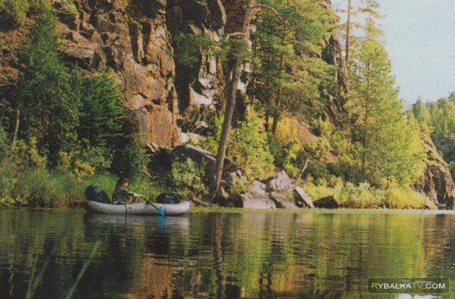 Рыбалка в северной Карелии часть 2