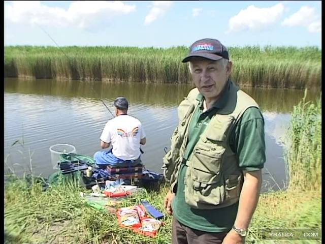 Матчевая ловля с Петром Миненко часть 1
