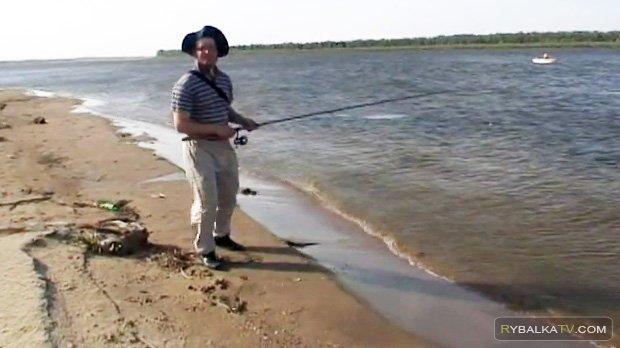 Рыболовные путешествия. Енотаевка
