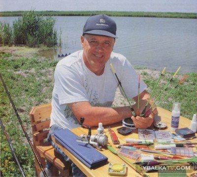 Матчевая ловля с Петром Миненко часть 3