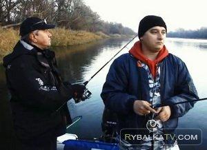 Рыбалка по-лугански. Спиннинг для начинающих