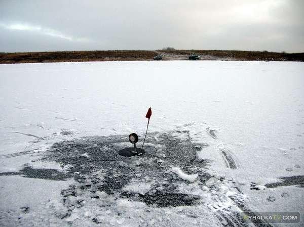 Зимняя рыбалка. Саратов. Жерлицы щука
