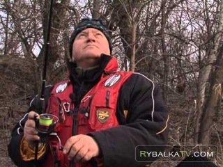 Рыбалка по-лугански. Твистер зима