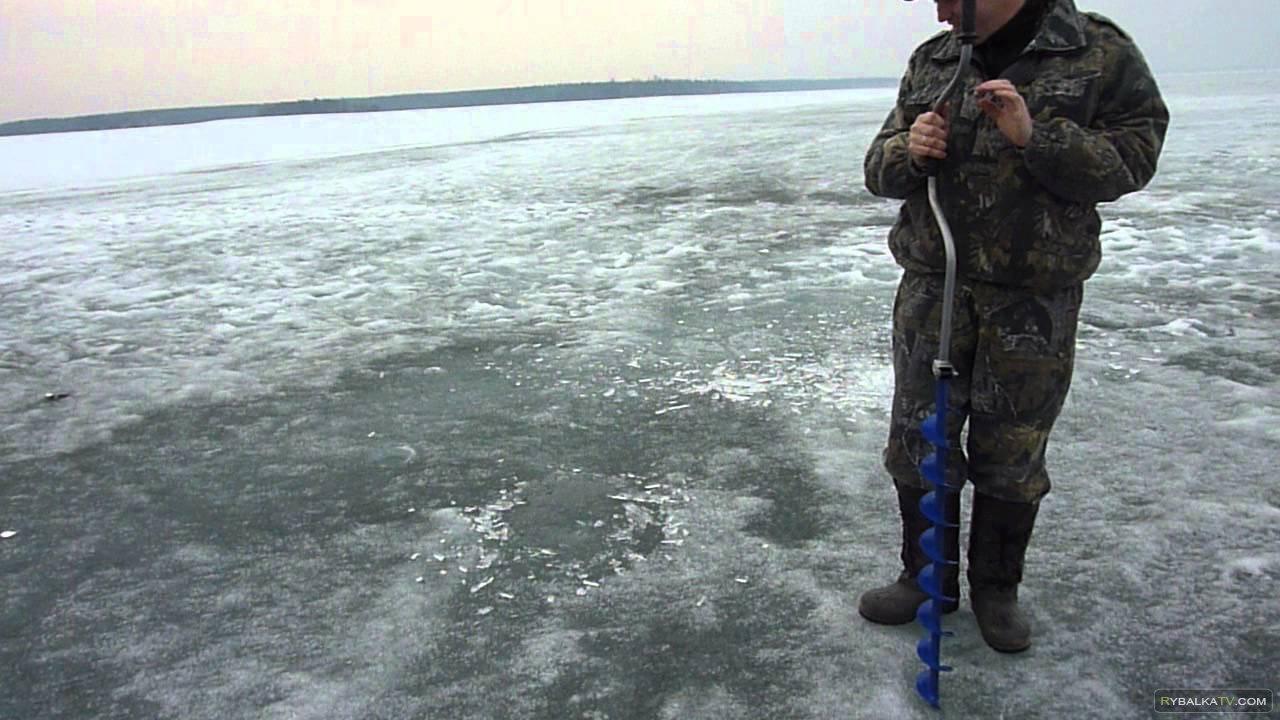 Последний лед. Можайское водохранилище. Уклейка