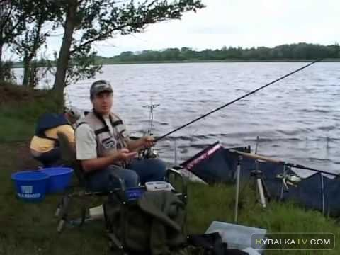Фидерная ловля леща на пруду