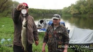 «Рыбалка по-лугански!». Сплав «Весна 2014»