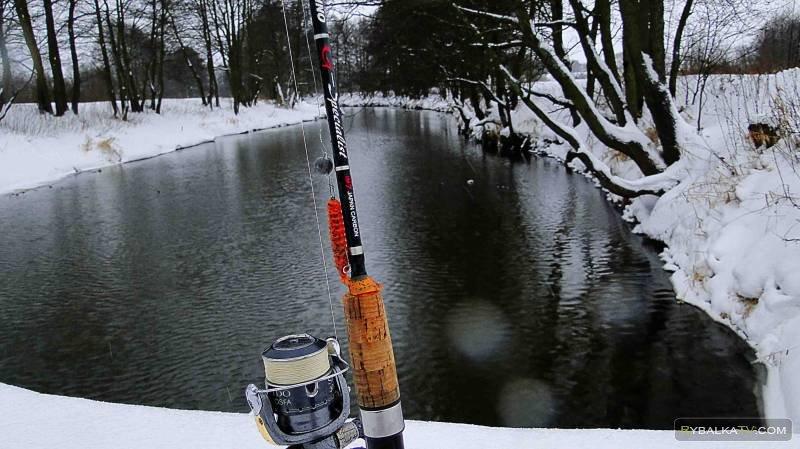 Про Рыбалку. Зимний спиннинг. Части 1 и 2