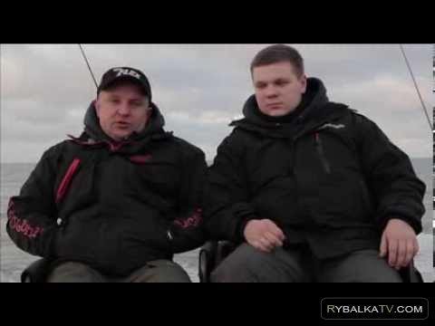 На рыбалке. Балтийск