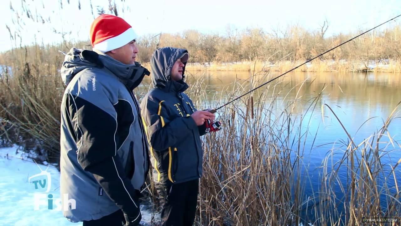 рыбалка в украине недорого