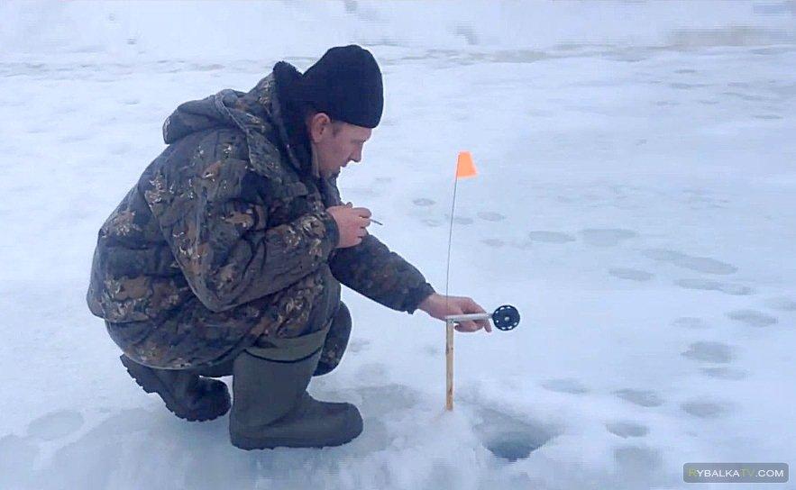 Болен рыбалкой. Первая рыбалка нового года