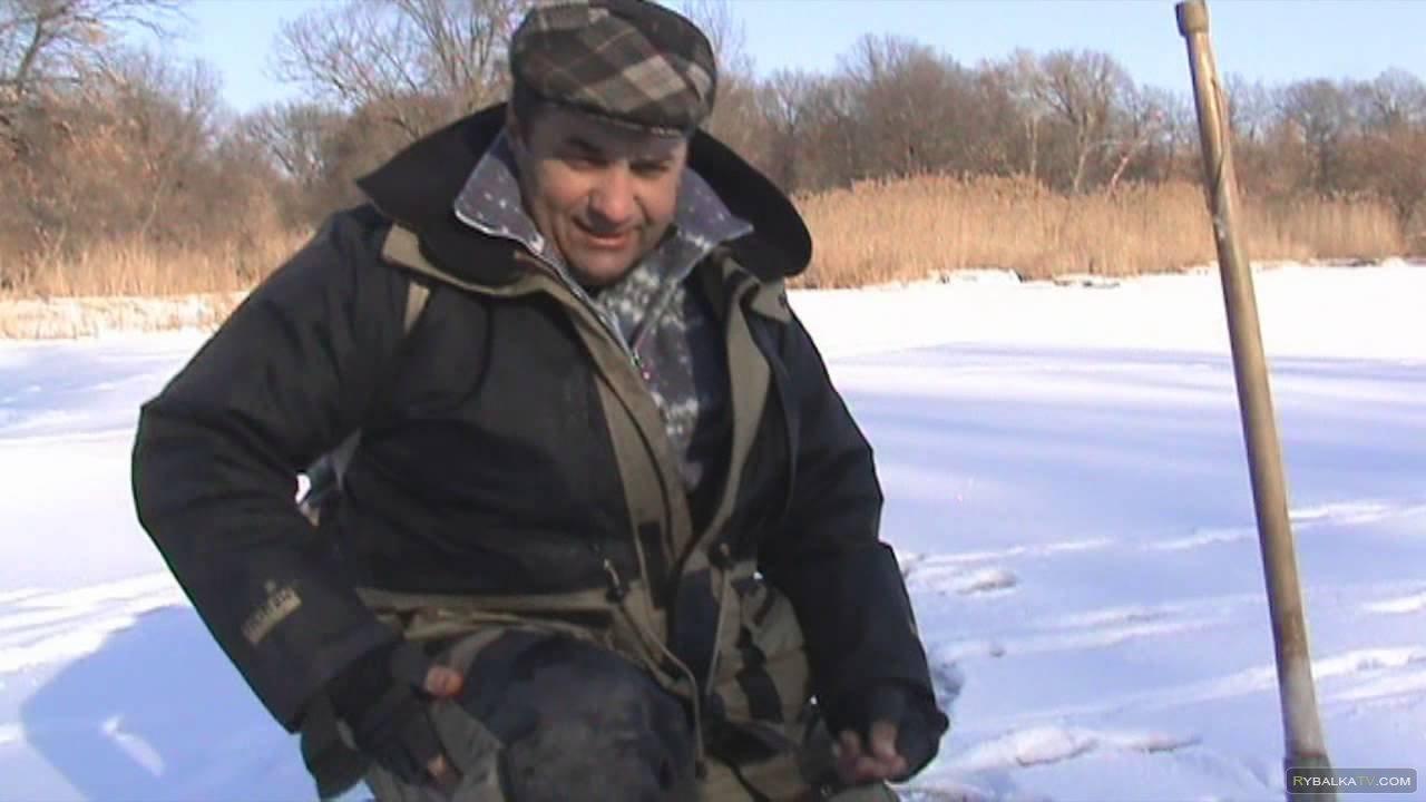 Владимир Кукуев. Рыбалка на втором льду