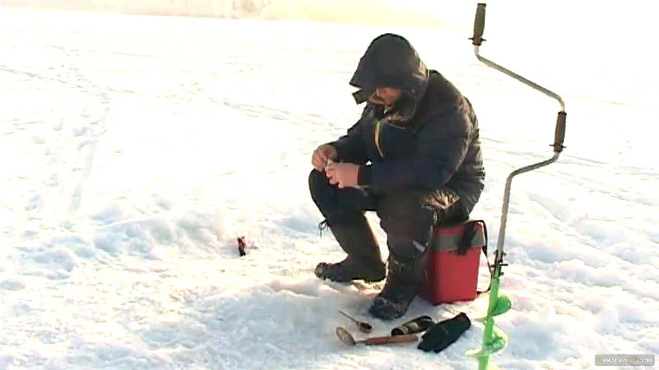 Ловля плотвы и подлещика зимой в январе